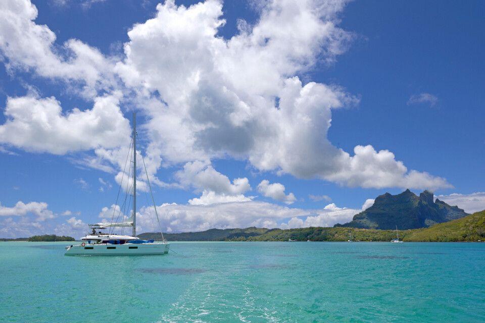 Segelkreuzfahrt in Französisch Polynesien
