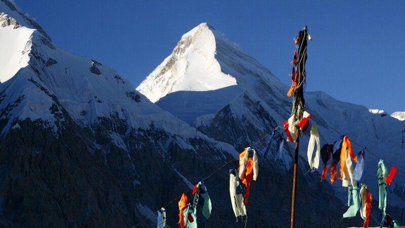 Khan Tengri (7010m) © Diamir