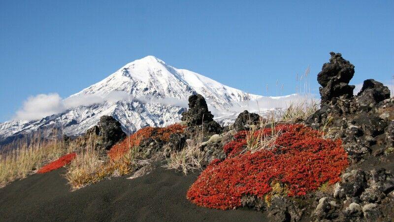 Landschaft am Tolbatschik © Diamir