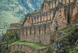 Ollantaytambo - Kultur pur während des Lares Treks