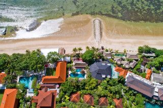 Puri Santrian Beach Resort & Spa
