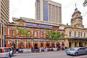 Brisbanes Architektur