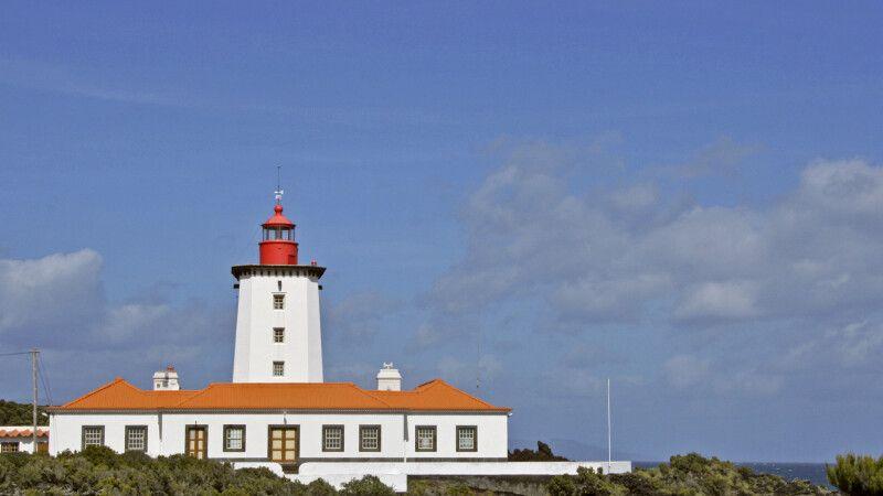 Der Leuchtturm am Ostzipfel der Insel Pico © Diamir