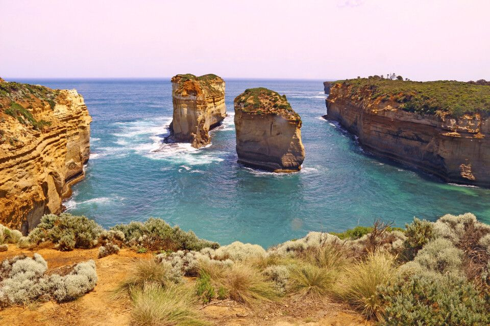 Tom and Eva Lookout, Loch Ard Gorge, Great Ocean Road