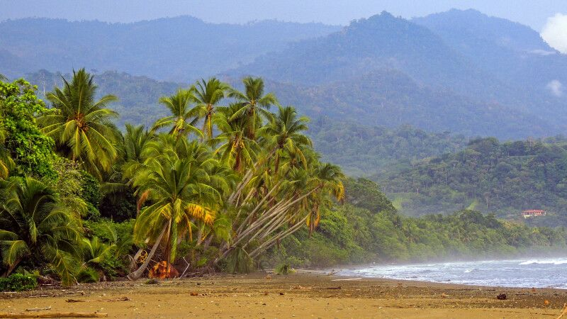 Playa Dominical © Diamir