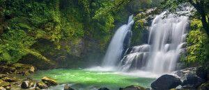 Nauyaca - Wasserfall