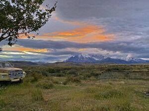 Impressionen im Nationalpark Torres del Paine