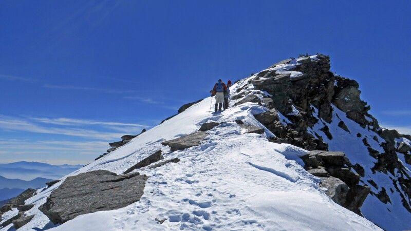 Aufstieg Surya Peak (5145m) © Diamir