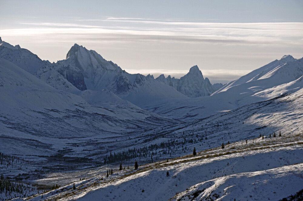 Patagonien von Kanada: Tombstone-Nationalpark