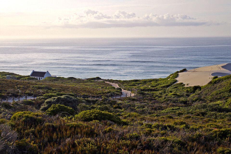 Sand soweit das Auge reicht im De-Hoop-Naturreservat