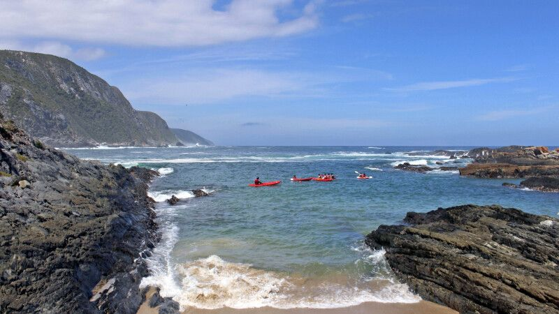 Storms River © Diamir