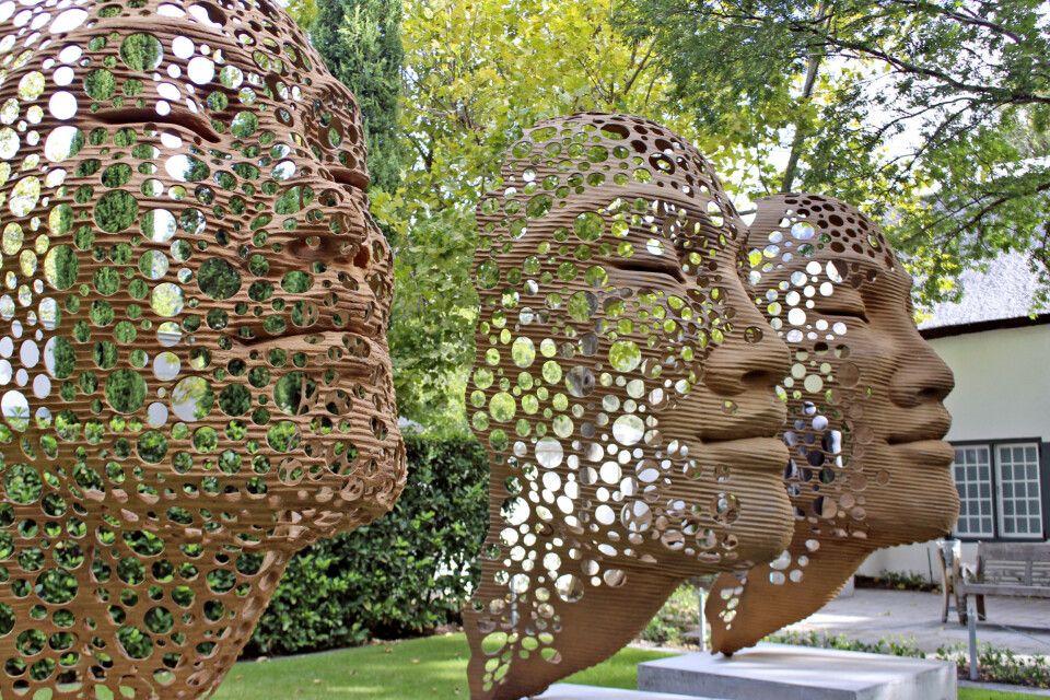 Moderne Kunst in Franschhoek
