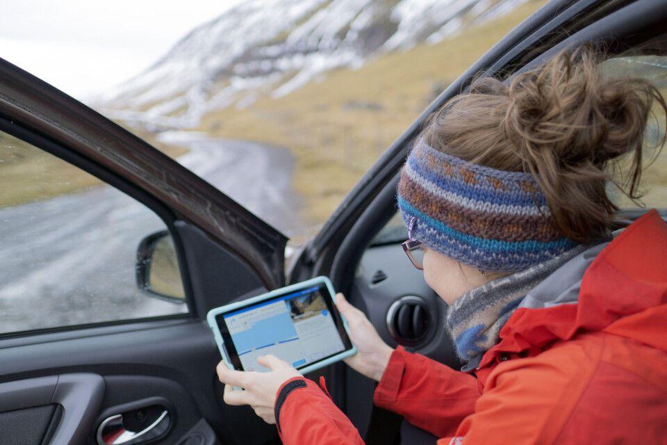 Reisetablet: Perfekt für Planung unterwegs