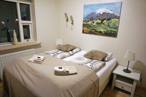 Gemütliche Zimmer in den Gästehäusern