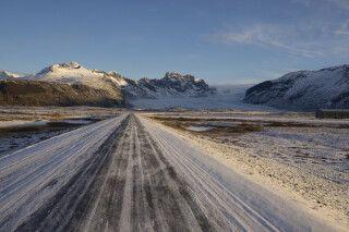 In der Skaftafell-Region