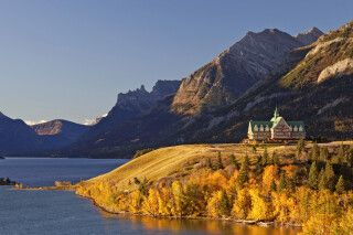 Prince of Wales Hotel, Waterton-Lakes-Nationalpark