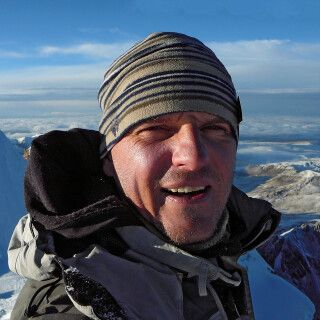 Reiseleiter Martin Münstermann