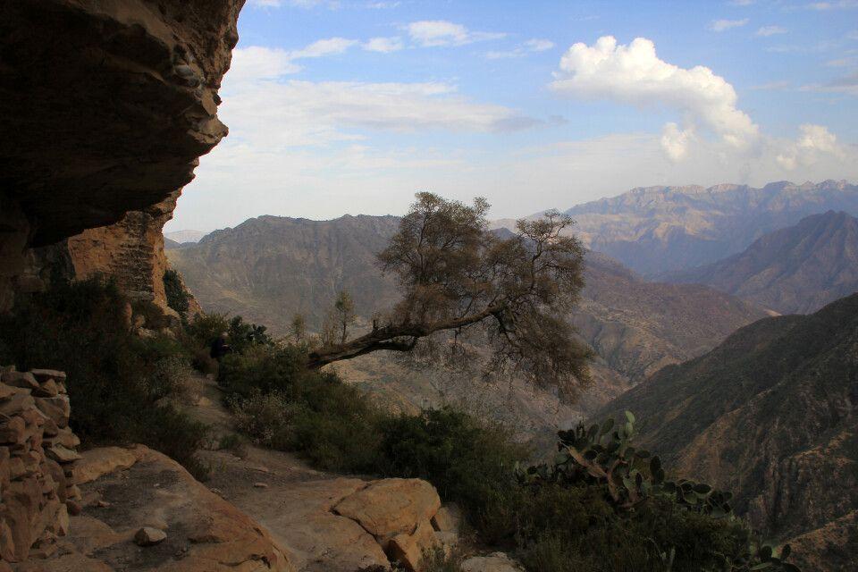 Canyon-Wanderung in Kohaito