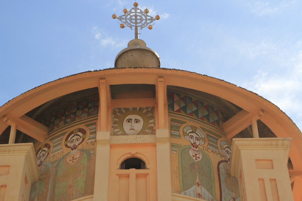 Orthodoxe Kirche in Asmara