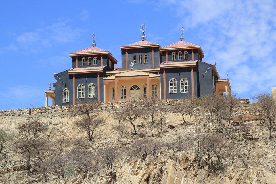 Orthodoxe Kirche am Wegesrand