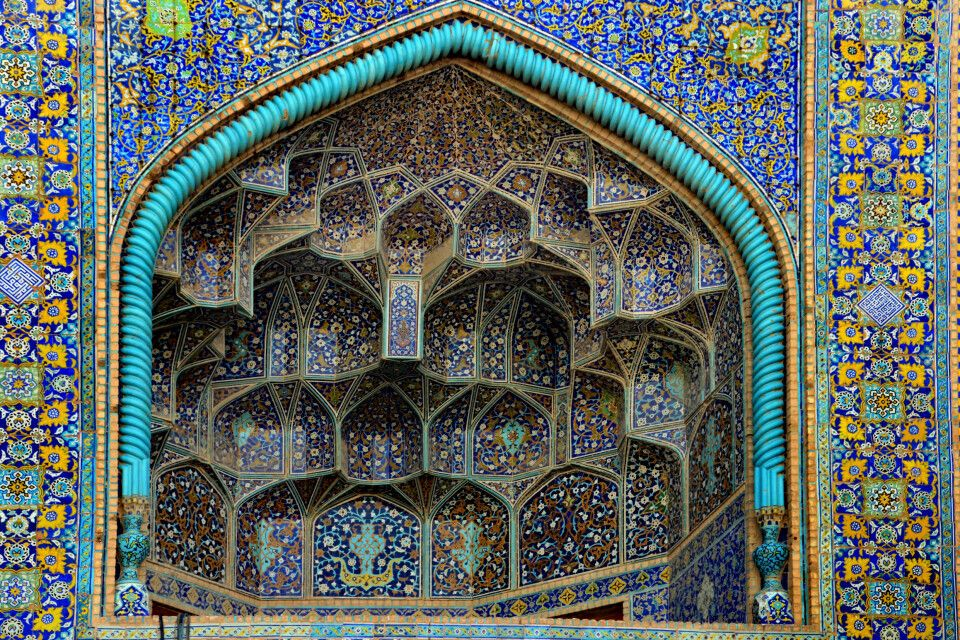 Imam-Moschee in Isfahan