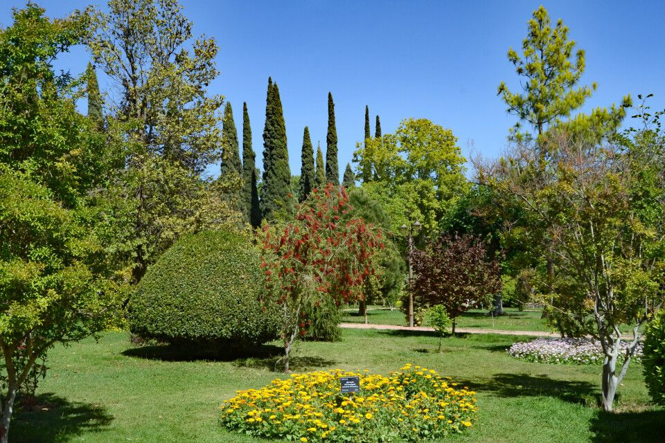 Eram-Garten in Shiraz
