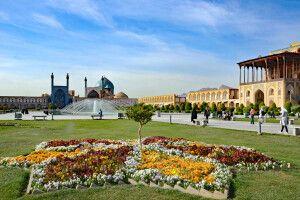 Imam-Platz in Isfahan