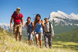 Wandern in Kanada