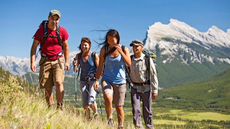 Wandern in Kanada © Diamir