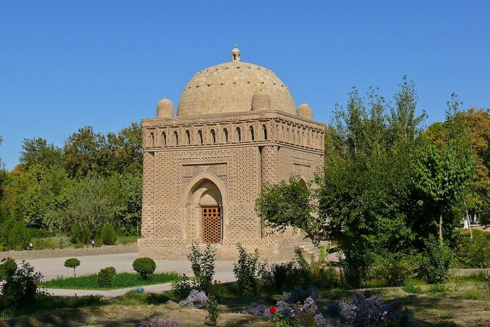 Buchara, Samaniden
