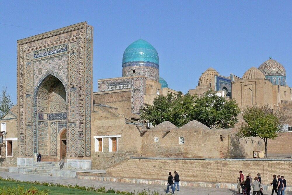Samarkand Shohizinda