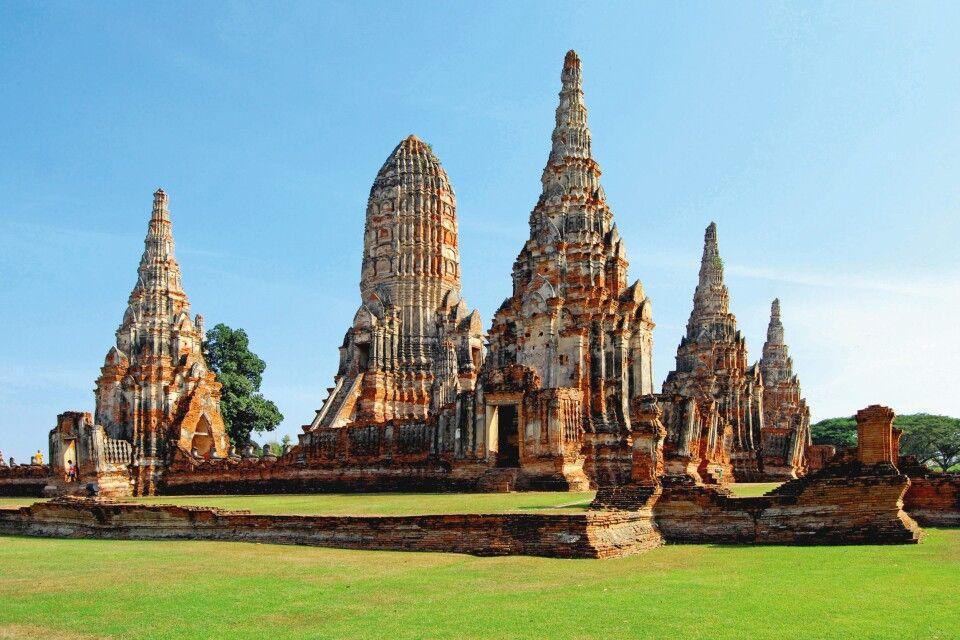 Tempel von Ayutthaya