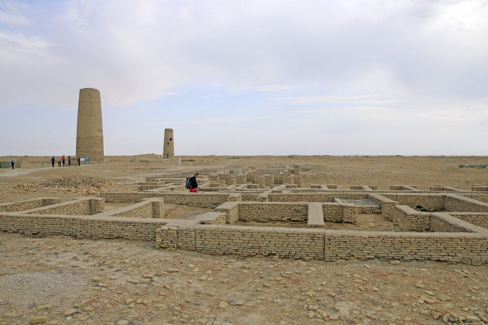 Ruinen von Dehistan