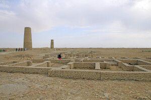 Ruinen von Dekhistan