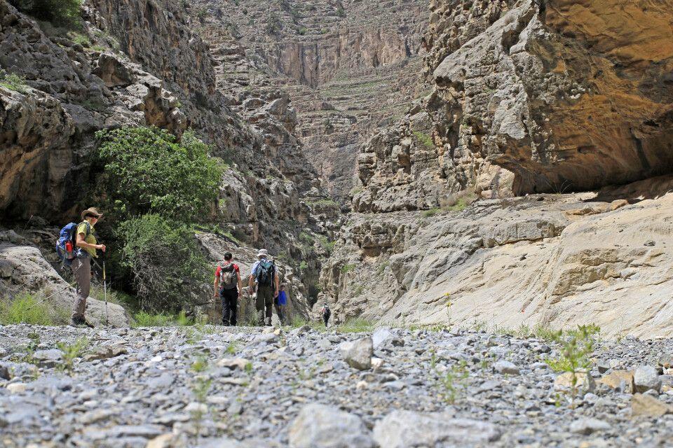 Wandern in den Kopedag-Mountains