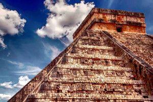 Chichen Itza: bedeutendste Ruinenstätte der Maya-Kultur auf Yucatan