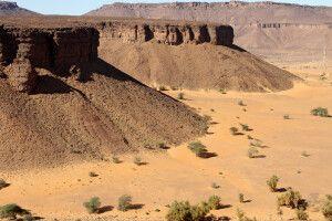 Tafelberge vor Atar