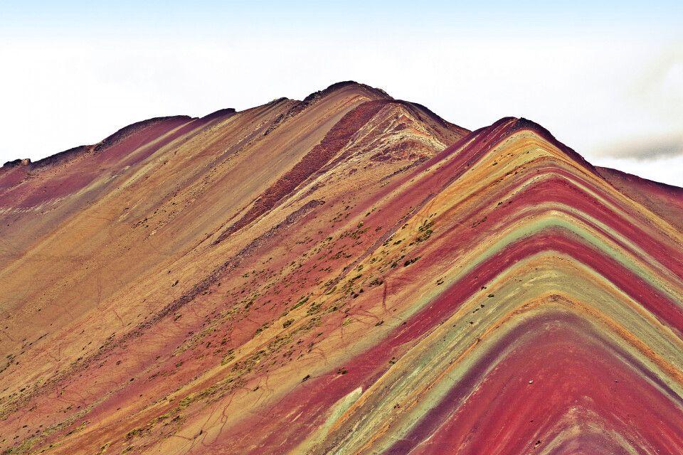 Vinicunca: Der berühmte Regenbogenberg in Peru