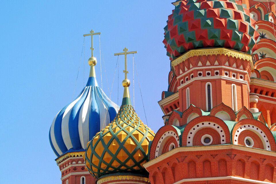 Basiliuskathedrale Moskau
