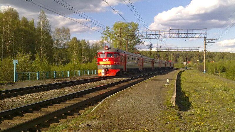 Zug durch Sibirien © Diamir