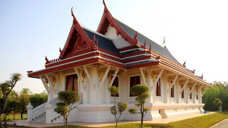 Buddhistischer Tempel © Diamir
