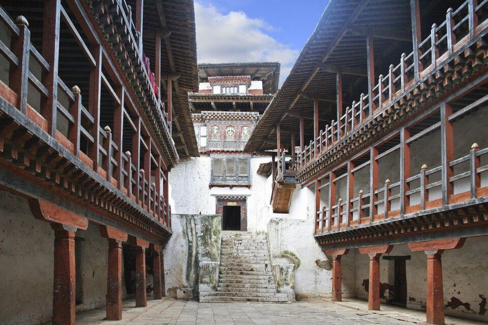 Gangtey-Kloster