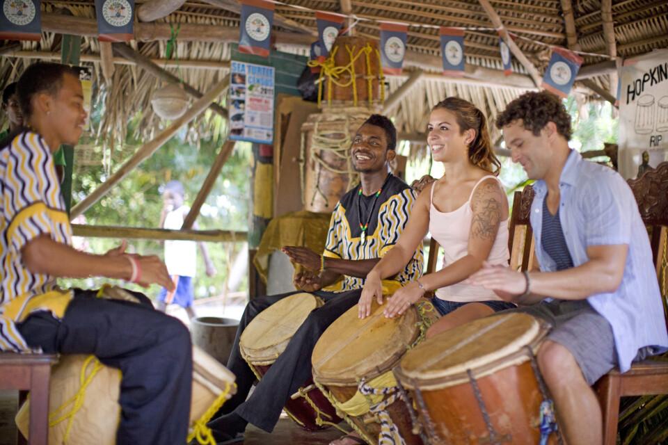Trommelkurs mit Belizer