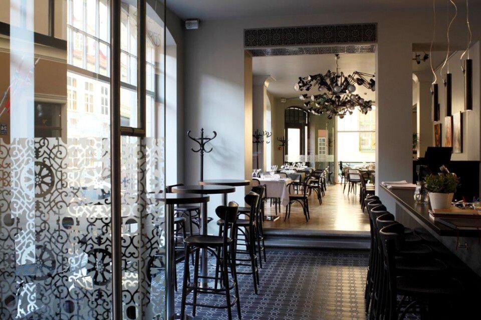 Neiburgs Hotel Riga – Restaurant