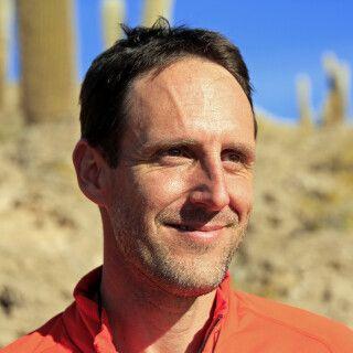 Reiseleiter Daniel Poppe