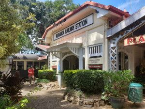 Kuranda Railway Station, Queensland