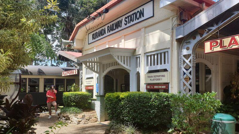 Kuranda Railway Station, Queensland © Diamir
