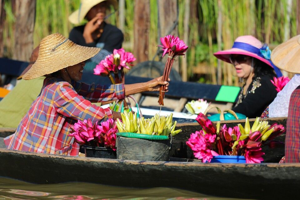 Inle-See