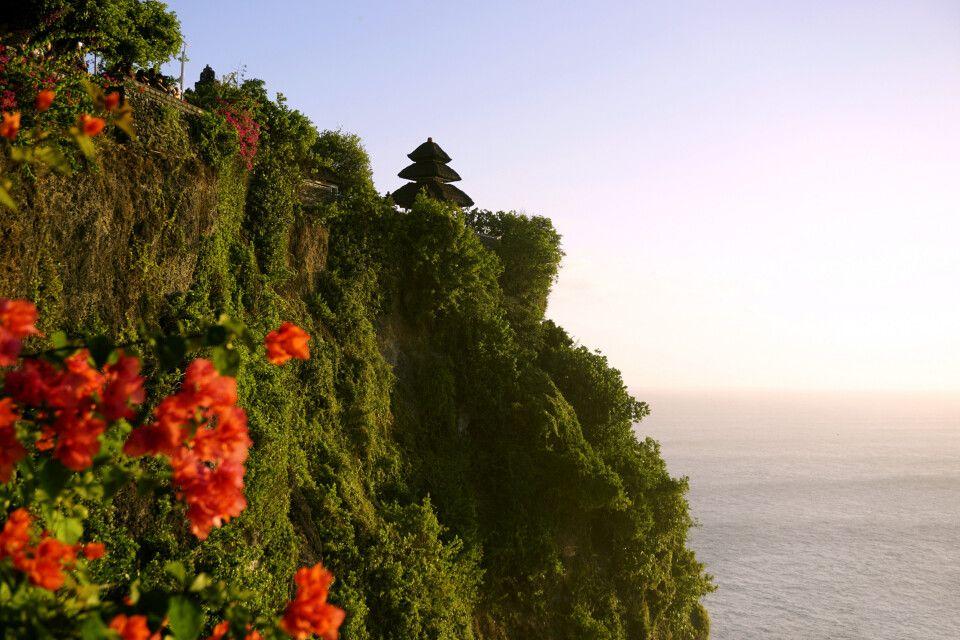 Sonnenuntergang bei Uluwatu