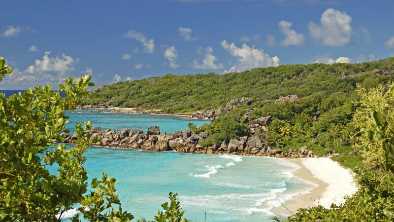 Anse Petit La Digue © Diamir